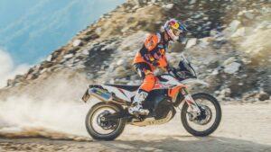 Fotos: KTM Adventure 890 R Rally