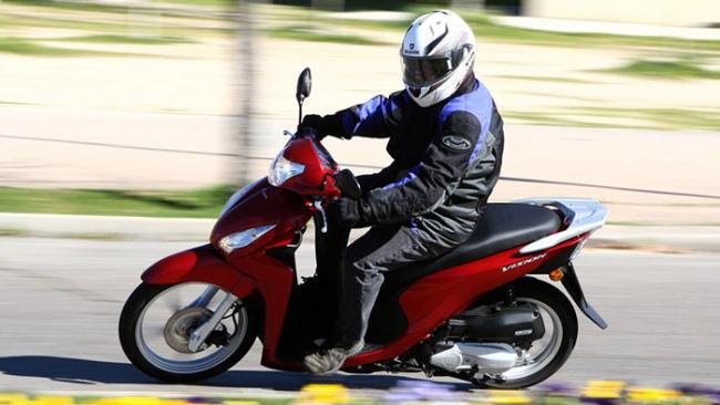 Prueba Honda Vision: Ideas claras