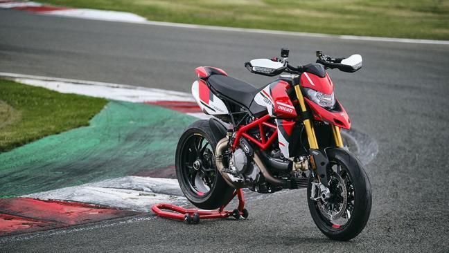Nueva Ducati Hypermotard 950 SP: nuevos gráficos para su modelo más canalla