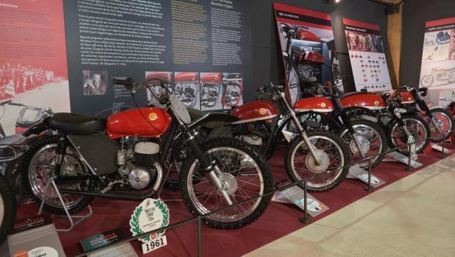 Fotos: 75 Aniversario Montesa en el Museo de Bassella