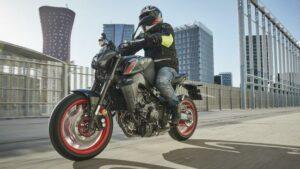 Prueba Yamaha MT-09 2021