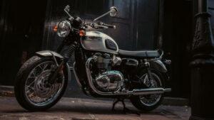 Fotos de la Triumph Bonneville T120