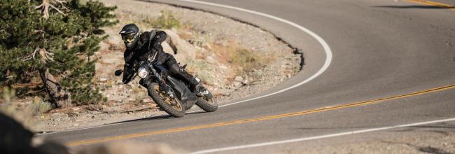 Zero actualiza su gama de motos eléctricas para 2018