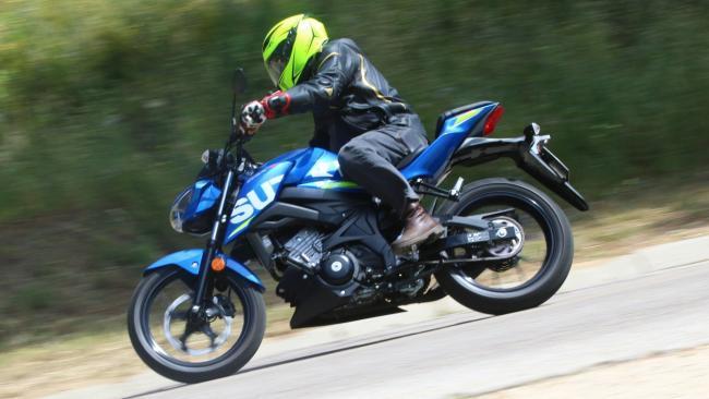 Prueba Suzuki GSX-S 125: Lo mejor de cada casa