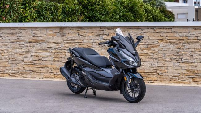 Fotos: Honda Forza 125 2021