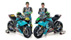 Equipo Yamaha Petronas MotoGP 2021