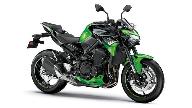 Kawasaki Z900 2020: con versión A2 incluida