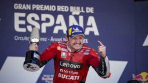 GP de España MotoGP en el Circuito de Jerez