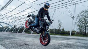Fotos: Ducati Monster 2021