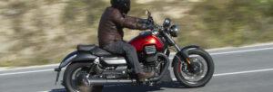 Fotos de la Moto Guzzi Audace