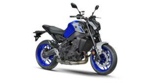 Fotos: Yamaha MT-09 2021