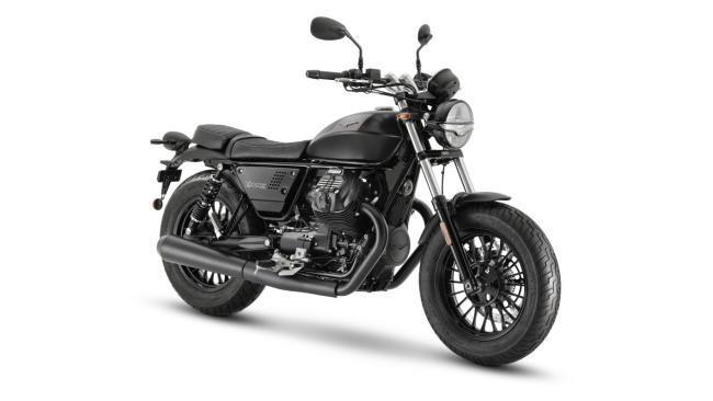 Nuevas Moto Guzzi V9 2021