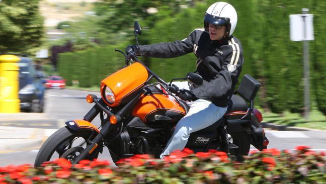 Prueba UM Motorcycles Renegade Sport S 125: <em>American way of life</em>