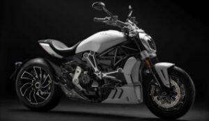 Fotos de la Ducati XDiavel S White
