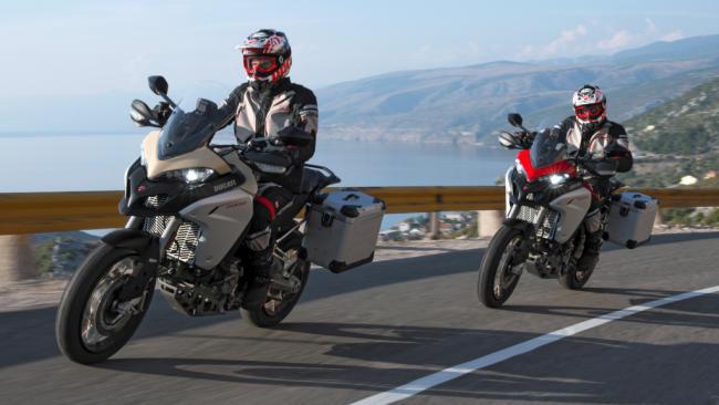 Ducati Multistrada 1260 Enduro 2019: la Ducati más aventurera