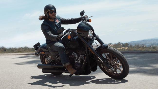 Harley-Davidson Low Rider S 2020: mejora en el rendimiento