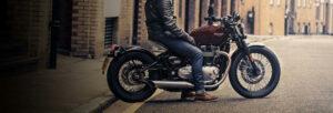 Fotos de la Triumph Bonneville Bobber