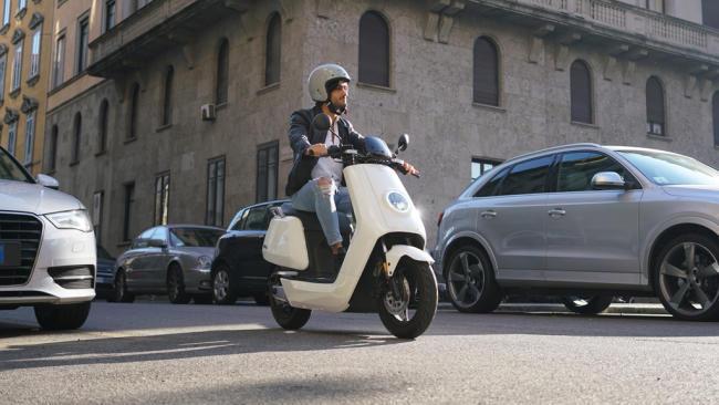 Así son los scooter eléctricos NIU
