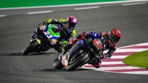 MotoGP Qatar test oficiales