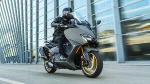 Nuevos colores Yamaha TMAX 560 2021