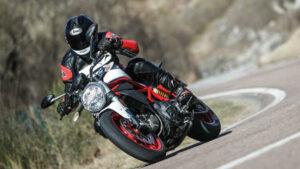 Prueba de la Ducati Monster 797