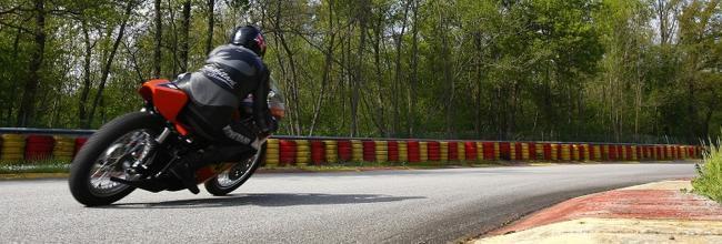 Harley-Davidson RR 500: única en su especie