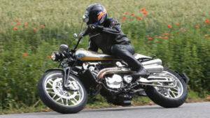 Fotos de la Brough Superior Pendine Sand Racer