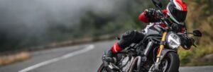 Fotos de la Ducati Monster 1200 2017