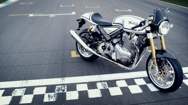 Las 10 motos «Retro» más caras del mercado español