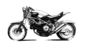 La historia de la Ducati Monster en imágenes