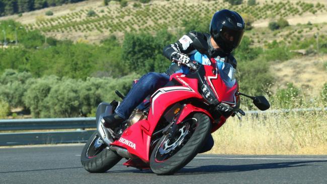 Honda CBR500 R: deportividad a lo grande
