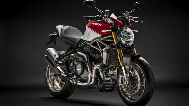 Ducati Monster 1200 25° Anniversario: tributo a una leyenda