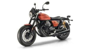 Fotos de la Moto Guzzi V9 Bobber Sport