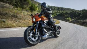 Fotos de la Harley-Davidson Livewire