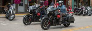 Fotos de la Moto Guzzi MGX-21