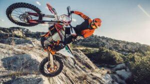 Fotos de la gama KTM EXC 2020