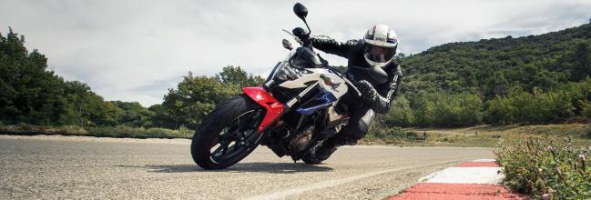 Honda CB 500F: la «Street Fighter» urbana de Honda