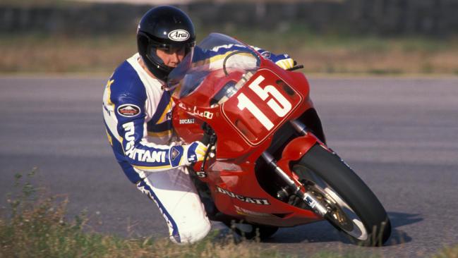 Prueba Ducati 851 1988: comienza el Mundial SBK