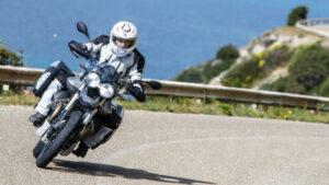 Fotos de la Moto Guzzi V85 TT a prueba