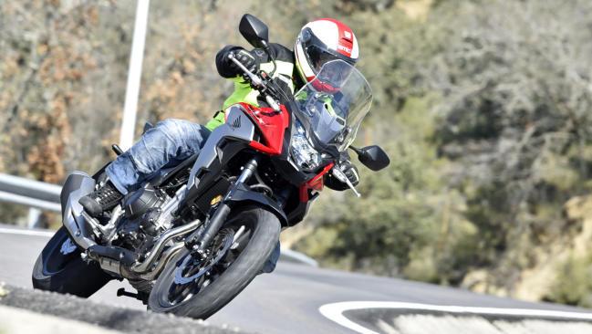 Prueba Honda CB 500 X: Factor «X»