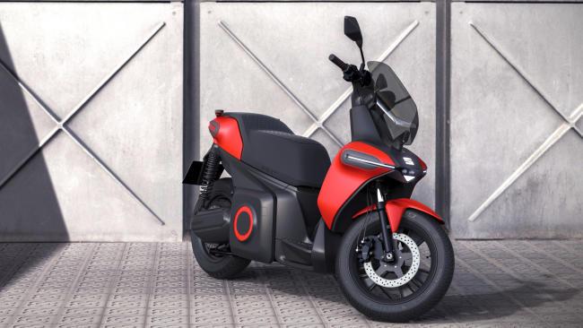 e-Scooter concept: así es el primer scooter 100% eléctrico de Seat