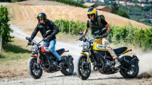 Fotos de la Scrambler Ducati Icon 2019