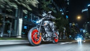 Fotos: Yamaha MT-07 2021