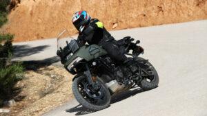 Fotos: Prueba Harley-Davidson Pan America 1250