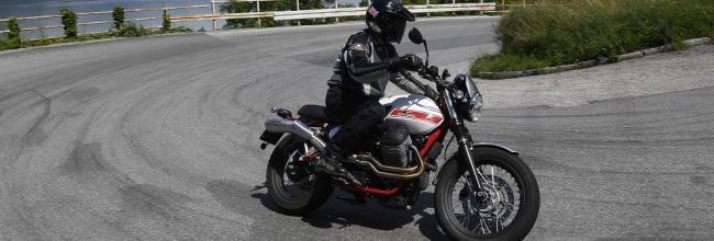Prueba Moto Guzzi V7 II Stornello