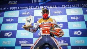 Fotos: Trial GP España 2020