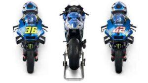 Equipo Suzuki MotoGP 2021