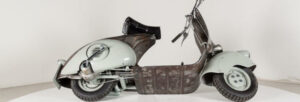 Fotos de la Vespa más antigua del mundo a la venta
