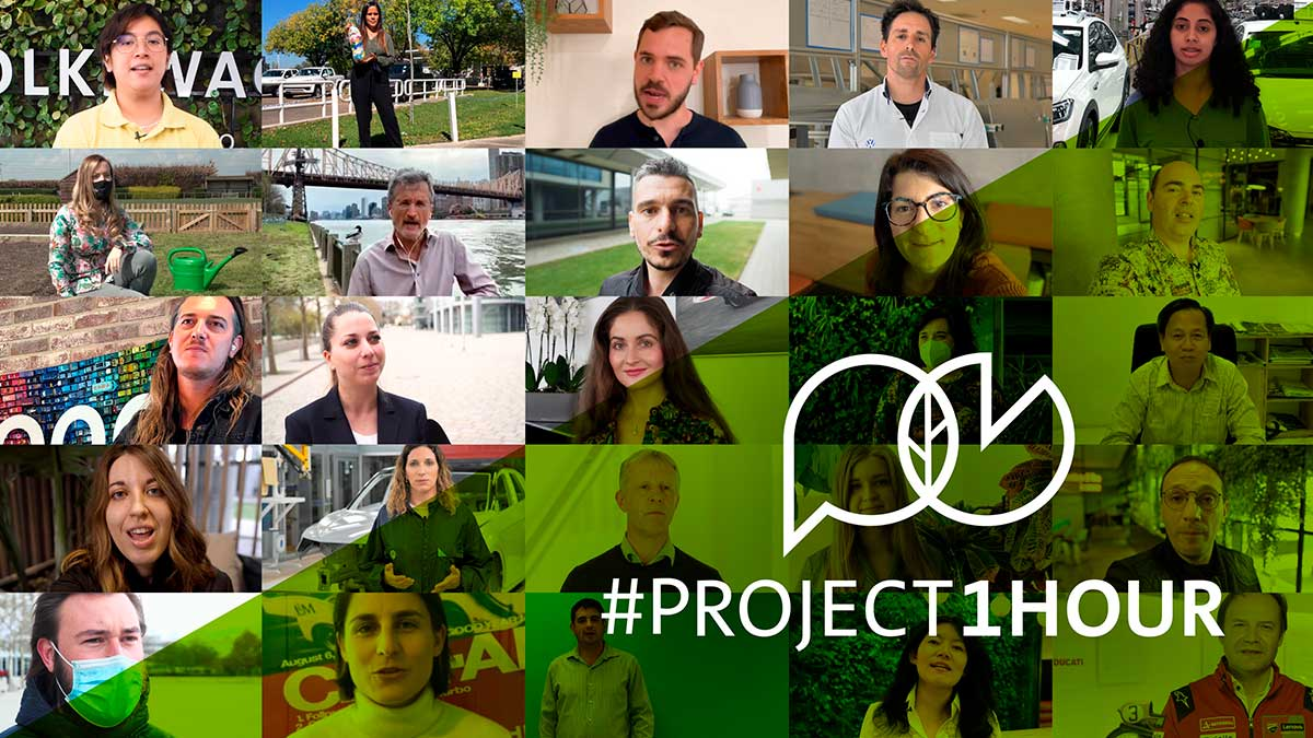 Ducati participa en el Día de la Tierra y se une a la iniciativa #Project1Hour