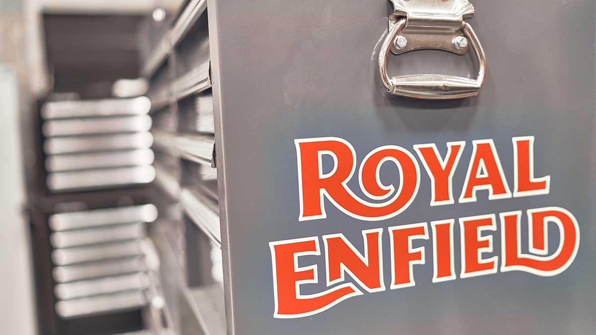 RE Ignite: el nuevo portal técnico de Royal Enfield